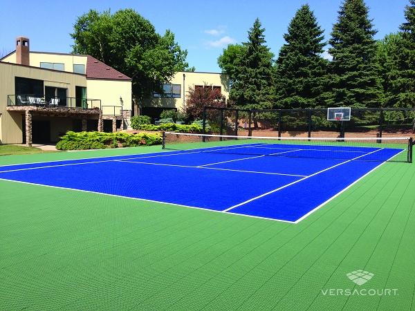 Versacourt Tennis Court System