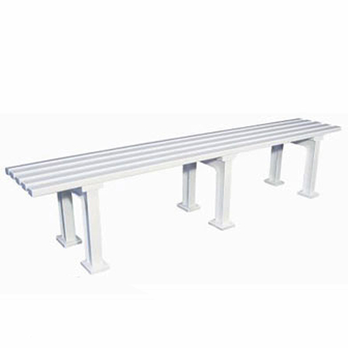 6 5 39 Midcourt Tennis Bench