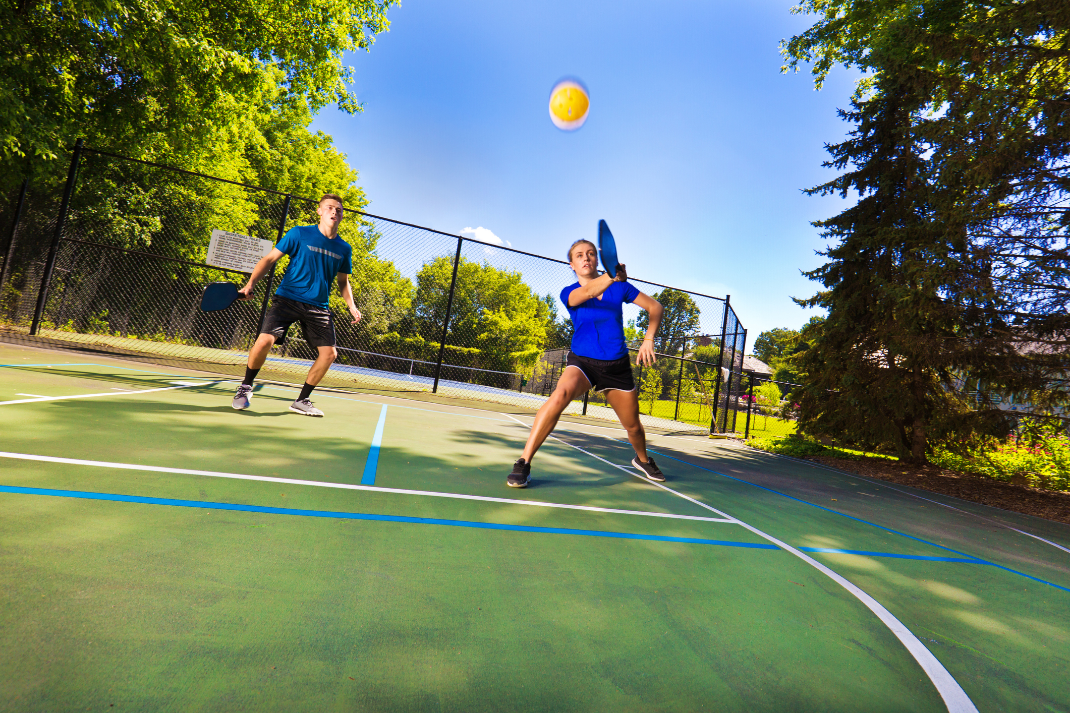 5 Major Differences Between Pickleball and Paddle Tennis