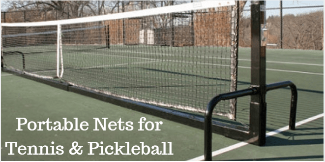 Tennis & Pickleball Portable Net Systems