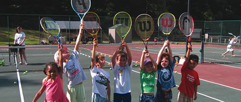 Tennis & Pickleball for Schools and Youth