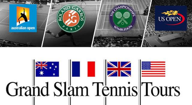 The Grand Slam Tennis Tournaments