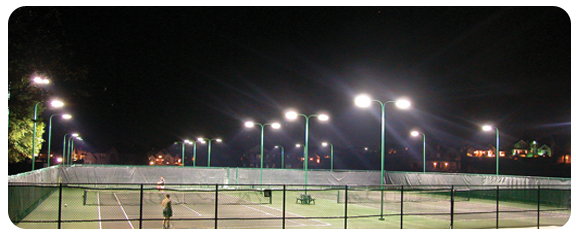 Lighting & Fencing