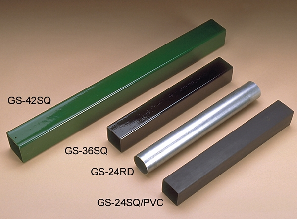GS-36SQ Steel Ground Sleeves (Pair)