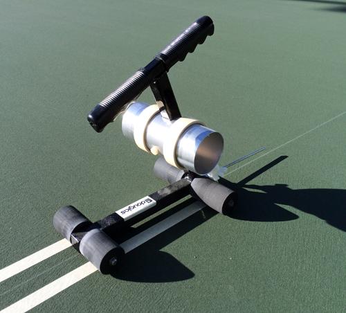 Straightliner Tape Machine Straight Lines Only Tennis