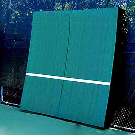 REAListic Straight-Tilt Tennis Backboard   8' X 8'