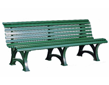 6 ft. Tennis Benches