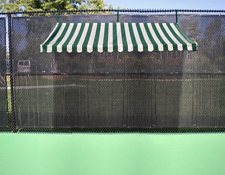 Fence Awnings