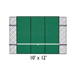 Bakko Professional Flat Series Backboard (10 X 12)