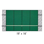 Bakko Professional Flat Series Backboard (10 X 16)