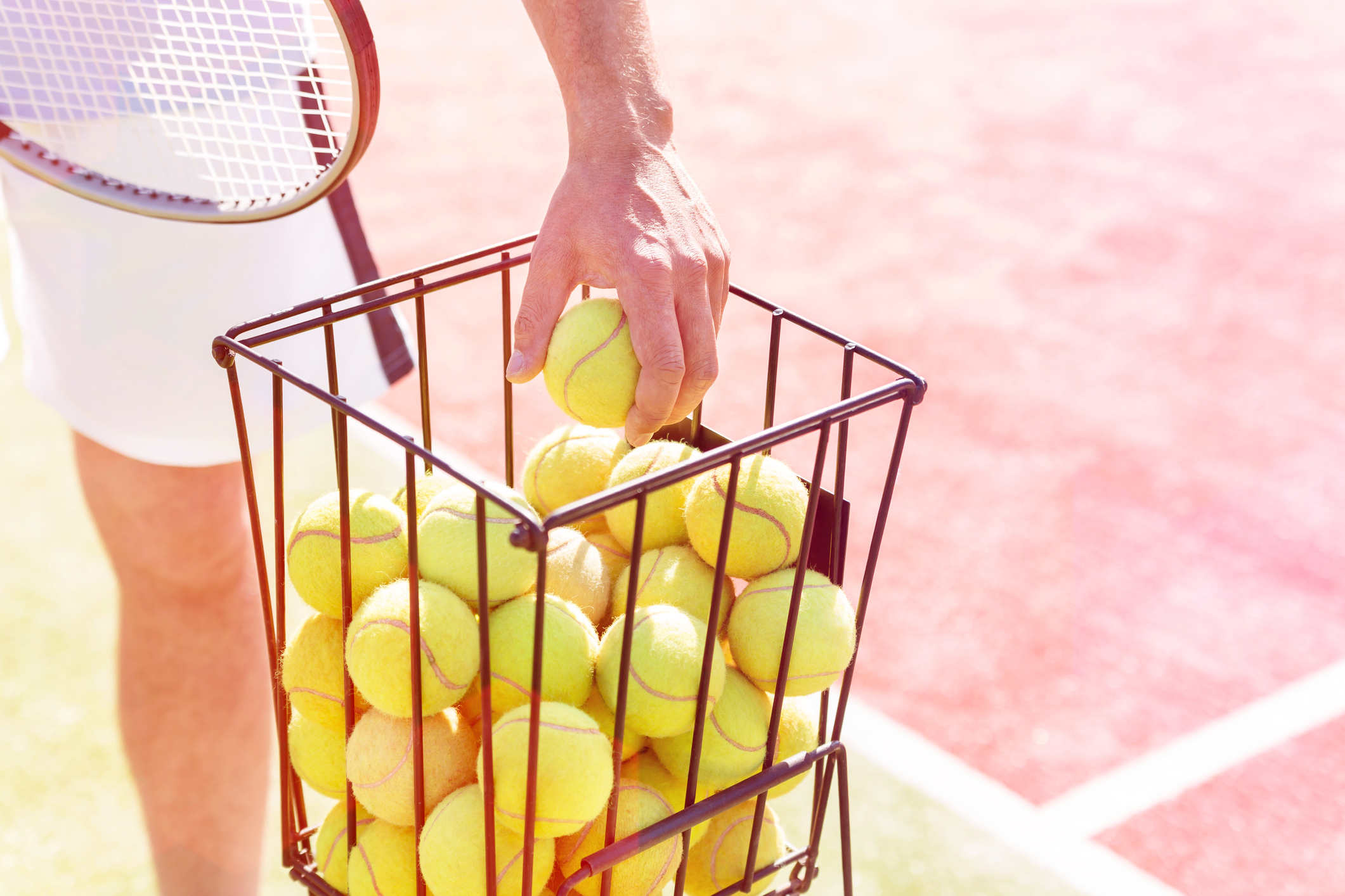 The Best Tennis Ball Hoppers for Your Court