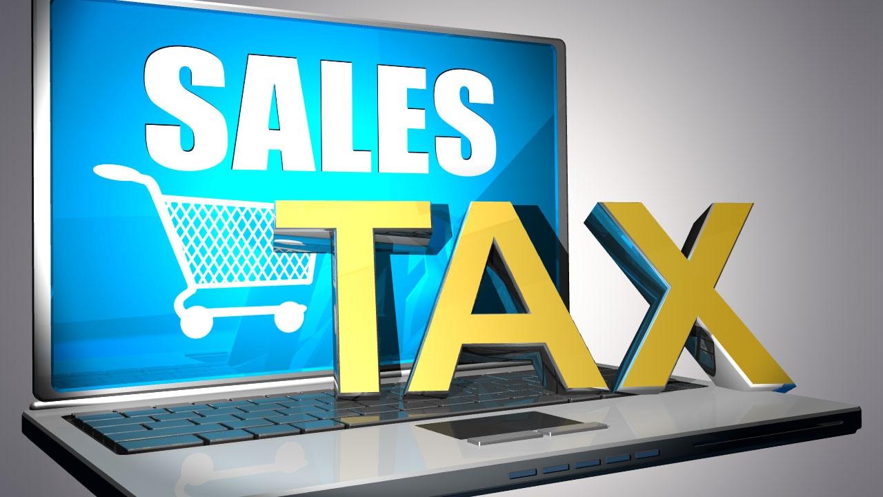 California State Sales Tax