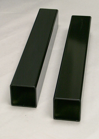 Douglas Steel 24 Quot Ground Sleeves For 3 Quot Square Posts Pair