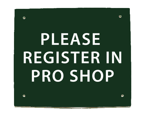 Please Register Sign