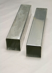 GS-24SQ Aluminum Ground Sleeves (Pair)
