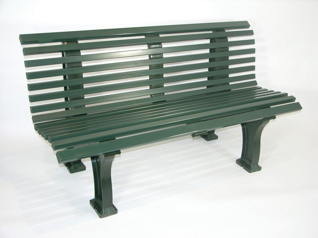 5' Deluxe Courtside Tennis Bench