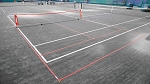 10 & Under Tennis Lines For Clay Courts 60' Length