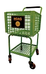 Hoag Teaching Cart (Lime Green)