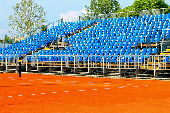 Why Bleachers are Important at Tennis Matches?