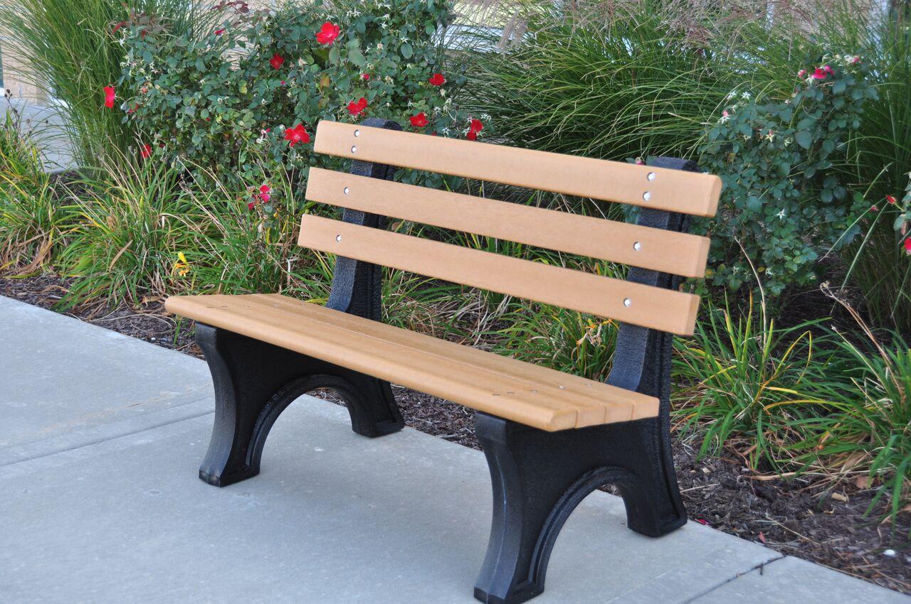 4 39 Comfort Park Avenue Bench