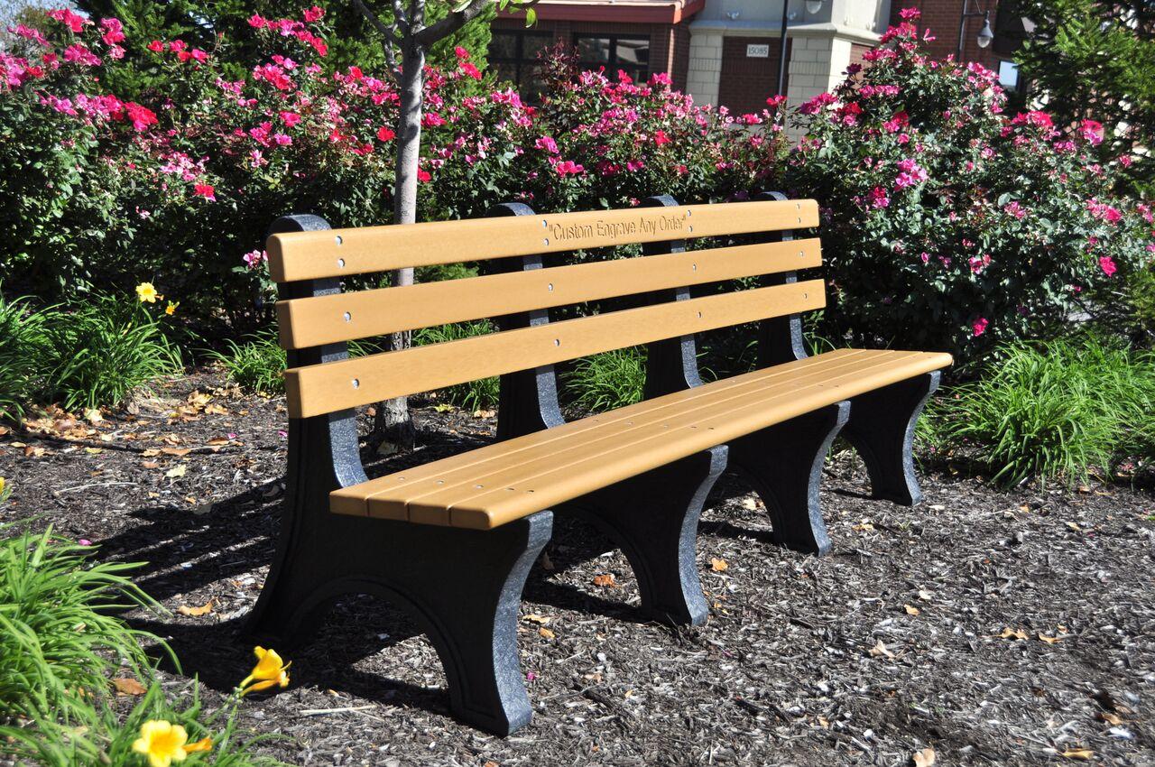 8 Comfort Park Avenue Bench