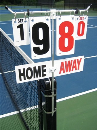 Match Point Professional Model w/Home-Away Score Cards