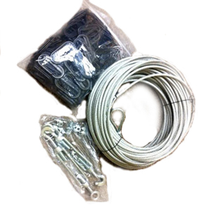 Divider Net Installation Kit For 160' Run