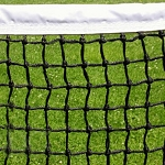Putterman 3.5mm Signature Double Top Tennis Net
