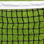 Putterman 3.5mm Signature Double Top Tapered Tennis Net