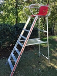 Umpire Chair Royal Deluxe