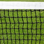Putterman Tennis Net Length Cut-Down