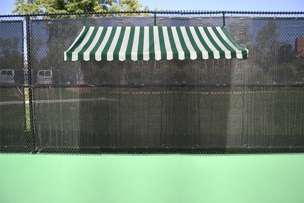 Fence Cabana (Shady Court)