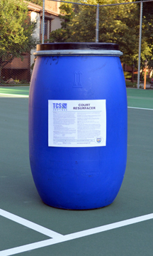 TCS Court Resurfacer 30-Gal Keg