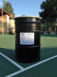 TCS Court Resurfacer with Sand 55-Gal Drum