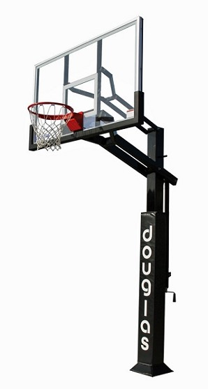 Pro-646 Adjustalble Basketball System