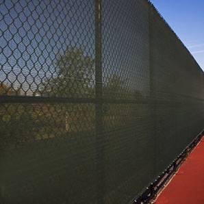 Commercial Knit Polyethylene Windscreen 120' x 6'