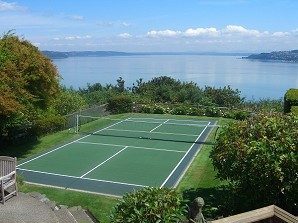 VersaCourt Pickleball Court System