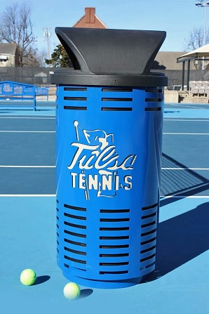 Logo Trash Can 55 Gallon
