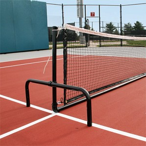 TN-10 Tennis Net w/Rope Top