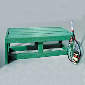 Durawood Dent Saver Bench 4'