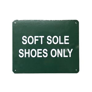 Soft Sole Shoes Only