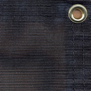 Tenn-Air Pro 6' High Open Mesh Windscreen