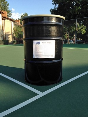 TCS Patch Binder 55-Gal Drum